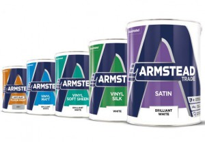 armstead trade vinyl silk tinted colours