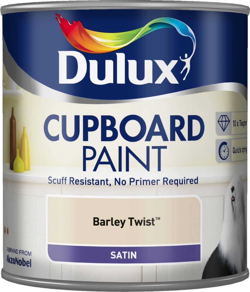 dulux cupboard paint 600ml. Black Bedroom Furniture Sets. Home Design Ideas