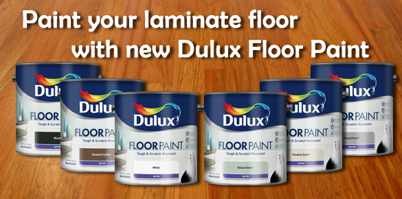 Dulux Floor Paint