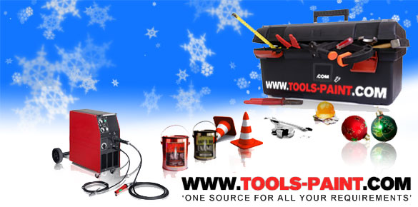 Tools Paint banner